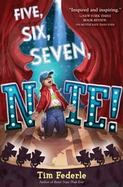 Five, Six, Seven, Nate! ebook by Tim Federle