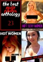 The Best Nude Photos Anthology 23 - 3 books in one ebook by Melody Barker, Michelle Moseley, Dianne Rathburn