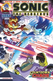 Sonic the Hedgehog #254 ebook by Ian Flynn, Ben Bates, John Workman, Tracy Yardley!, Lamar Wells Terry Austin, Matt Herms