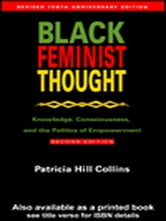 Black Feminist Thought ebook by Collins, Patricia Hill