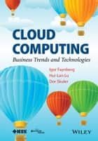 Cloud Computing ebook by Igor Faynberg,Hui-Lan Lu,Dor Skuler