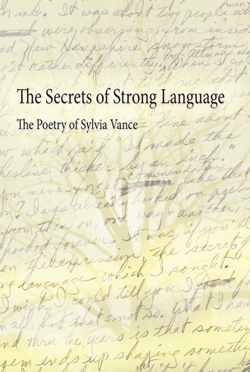 The Secrets of Strong Language ebook by Sylvia Vance