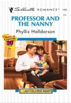 Professor and the Nanny ebook by Phyllis Halldorson