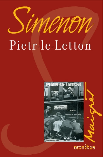 Pietr-le-Letton - Maigret ebook by Georges SIMENON