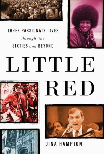 Little Red - Three Passionate Lives through the Sixties and Beyond ebook by Dina Hampton