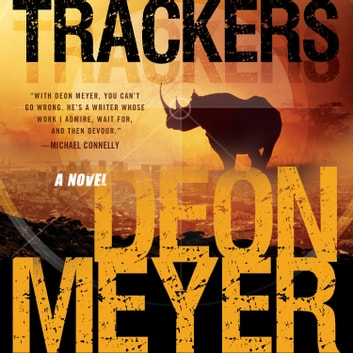 Trackers audiobook by Deon Meyer