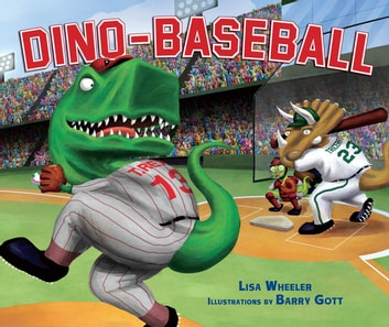 Dino-Baseball ebook by Lisa Wheeler