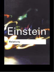 Relativity ebook by Albert Einstein
