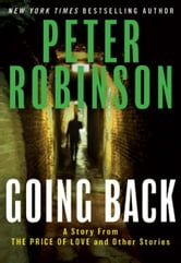 Going Back ebook by Peter Robinson