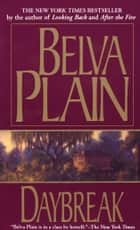 Daybreak ebook by Belva Plain