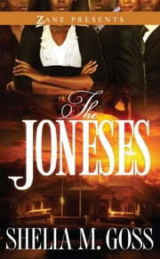 The Joneses ebook by Shelia M. Goss