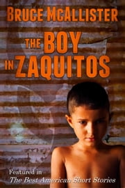 The Boy in Zaquitos ebook by Bruce McAllister