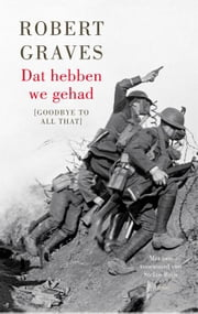 Dat hebben we gehad ebook by Robert Graves