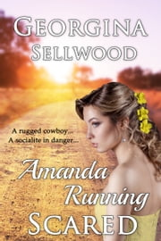 Amanda Running Scared ebook by Georgina Sellwood