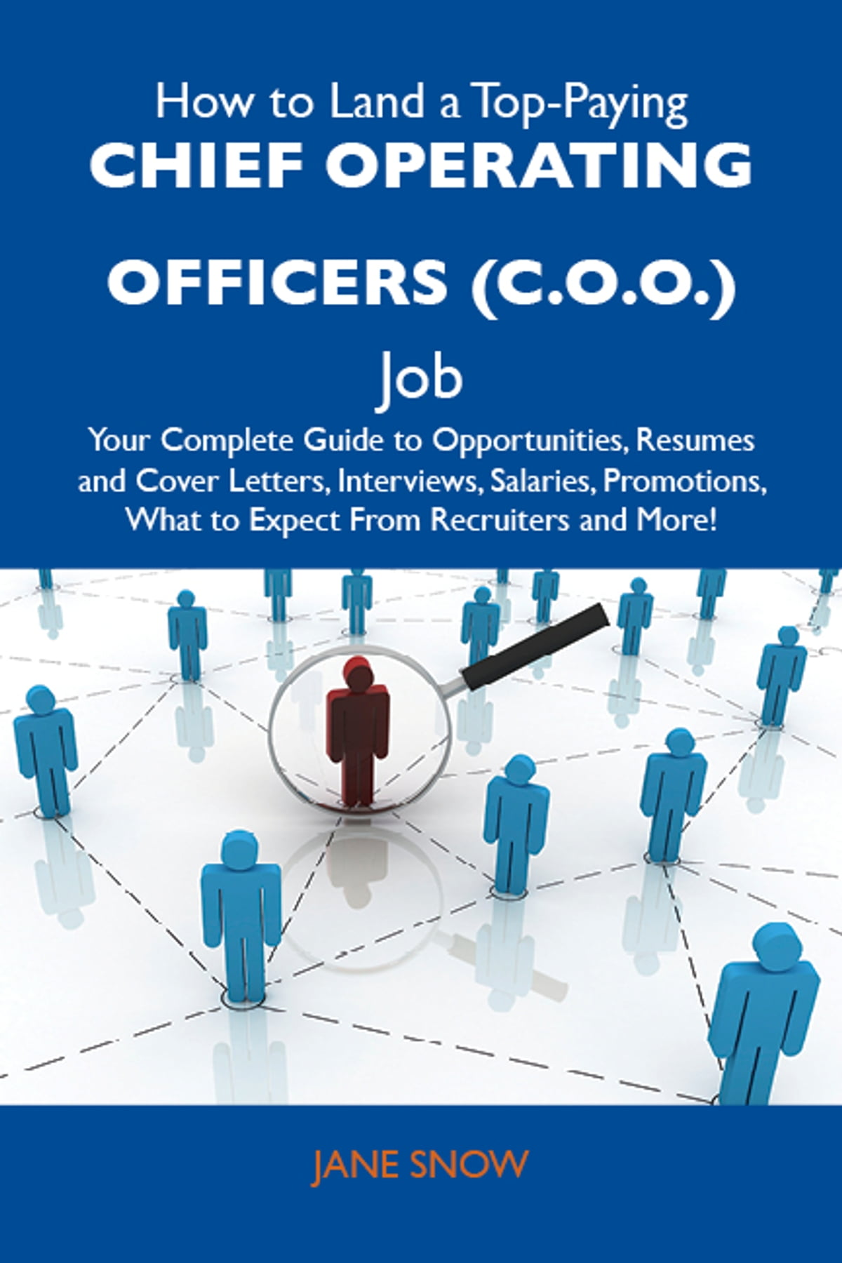How to Land a Top-Paying Chief operating officers (C.O.O.) Job: Your ...