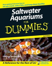 Saltwater Aquariums For Dummies ebook by Gregory Skomal
