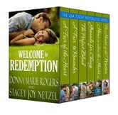 Welcome To Redemption: Series Collection (Books 1-6) ebook by Donna Marie Rogers,Stacey Joy Netzel