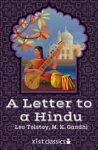 A Letter to a Hindu ebook by Tolstoy