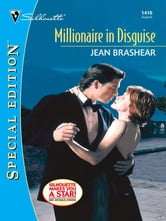 Millionaire in Disguise ebook by Jean Brashear