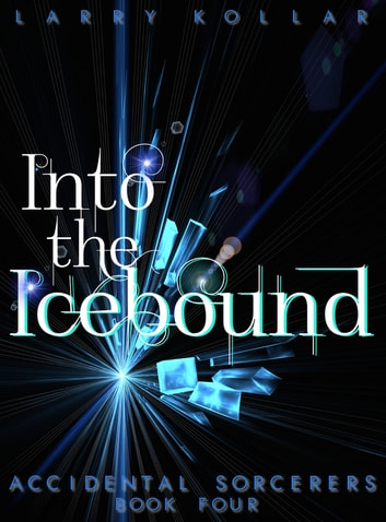 Into the Icebound ebook by Larry Kollar
