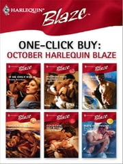 One-Click Buy: October Harlequin Blaze - If He Only Knew...\My Front Page Scandal\Flyboy\Shock Waves\Cold Case, Hot Bodies\For Lust or Money ebook by Debbi Rawlins,Carrie Alexander,Karen Foley,Colleen Collins,Jule McBride,Kate Hoffman