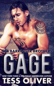 Gage - The Barringer Brothers ebook by Tess Oliver