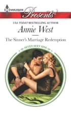The Sinner's Marriage Redemption ekitaplar by Annie West