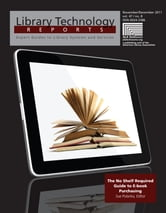 The No Shelf Required Guide to E-book Purchasing - A Library Technology Report ebook by Sue Polanka