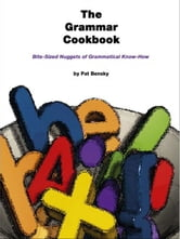 The Grammar Cookbook ebook by Bensky, P.