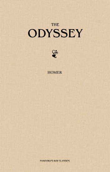 Odyssey ebook by Homer