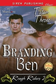 Branding Ben ebook by Tatum Throne