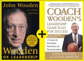 Wooden's Complete Guide to Leadership (EBOOK BUNDLE) ebook by John Wooden