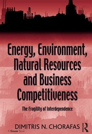 Energy, Environment, Natural Resources and Business Competitiveness - The Fragility of Interdependence ebook by Dimitris N. Chorafas