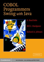 COBOL Programmers Swing with Java ebook by Doke, E. Reed