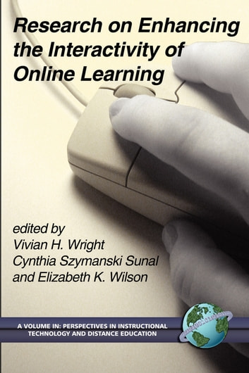 Research on Enhancing the Interactivity of Online Learning ebook by