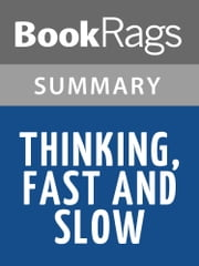Thinking, Fast and Slow by Daniel Kahneman l Summary & Study Guide ebook by BookRags