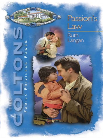 Passion's Law (Mills & Boon M&B) ebook by Ruth Langan