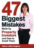 47 Biggest Mistakes Made by Property Investors