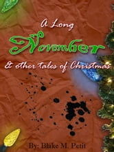 A Long November and Other Tales of Christmas ebook by Blake M. Petit