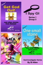 I Spy GI Series 1 Group 3 ebook by Di Allen