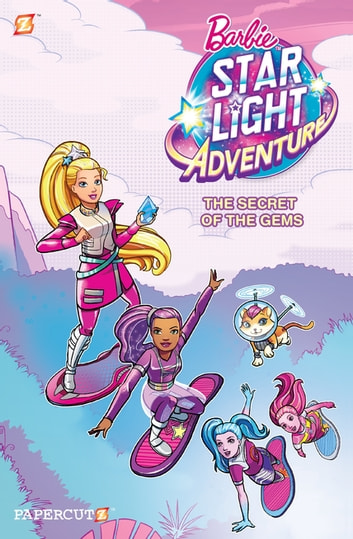 Barbie Starlight Adventure #1 eBook by The Mattel Brands,Tini Howard