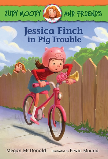 Jessica Finch in Pig Trouble ebook by Megan McDonald