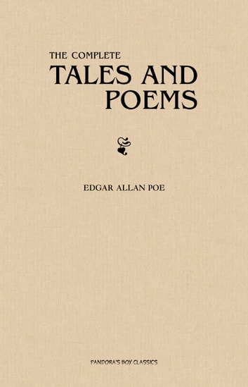 Edgar Allan Poe: The Complete Tales and Poems ebook by Edgar Allan Poe