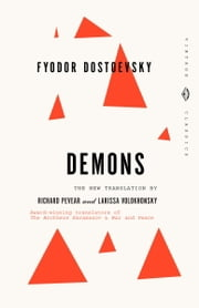 Demons ebook by Fyodor Dostoevsky,Richard Pevear,Larissa Volokhonsky
