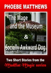 The Mage and the Museum - Mudflat Magic Short Stories ebook by Phoebe Matthews