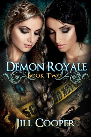 Demon Royale - The Dream Slayer Series, #2 ebook by Jill Cooper