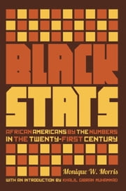 Black Stats - African Americans by the Numbers in the Twenty-first Century ebook by Monique W. Morris,Khalil Gibran Muhammad