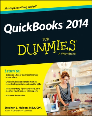 QuickBooks 2014 For Dummies ebook by Stephen L. Nelson