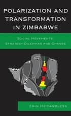 Polarization and Transformation in Zimbabwe ebook by Erin McCandless