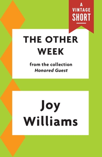 The Other Week ebook by Joy Williams